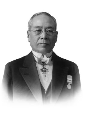 Toyoda Sakichi, König der japanischen Erfinder und Vater des Gründers von Automobilhersteller Toyota. Bild: Toyota